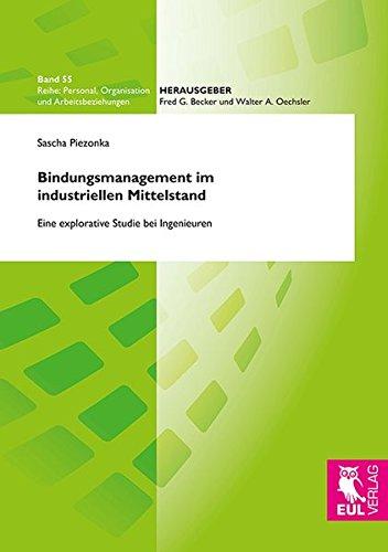 Bindungsmanagement im industriellen Mittelstand: Sascha Piezonka