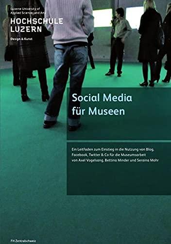 9783844207279: Social Media für Museen