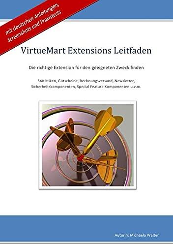 9783844219692: VirtueMart Extensions Leitfaden