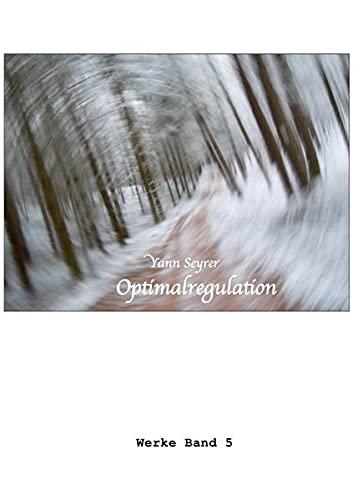 9783844250244: Werke Band 5, Optimalregulation