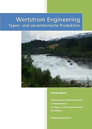9783844262926: Wertstrom Engineering: Typen- und variantenreiche Produktion