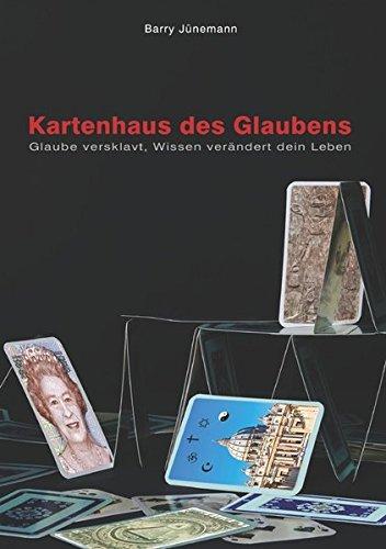 9783844281262: Jünemann, B: Kartenhaus des Glaubens