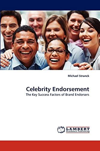 Celebrity Endorsement: Michael Strunck (author)