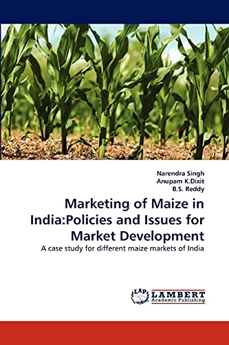 Marketing of Maize in India: Narendra Singh (author)