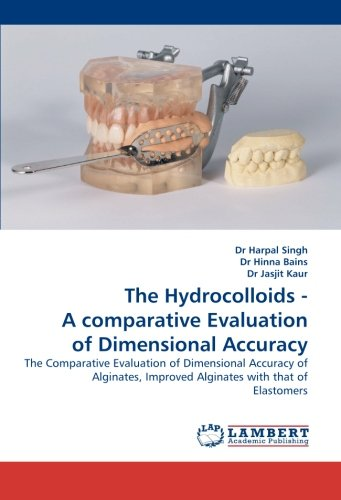 The Hydrocolloids - A comparative Evaluation of: Dr Harpal Singh,
