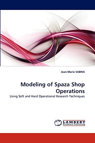 9783844314779: Modeling of Spaza Shop Operations