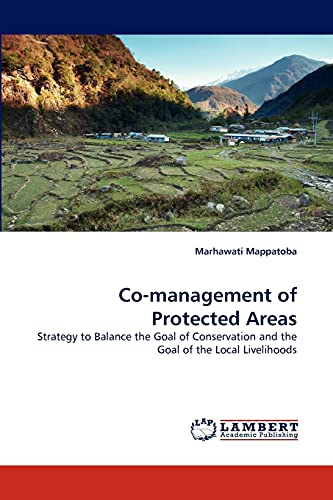 Co-Management of Protected Areas: Marhawati Mappatoba