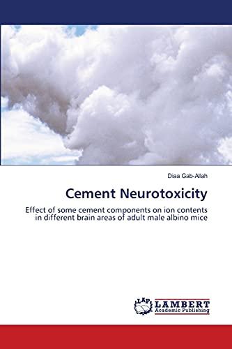 Cement Neurotoxicity: Diaa Gab-Allah