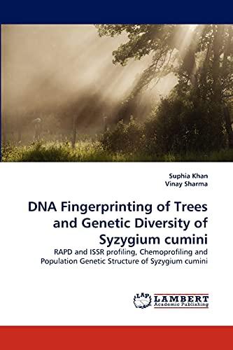 DNA Fingerprinting of Trees and Genetic Diversity of Syzygium Cumini: Vinay Sharma