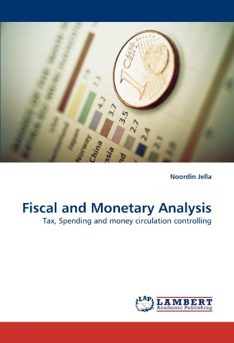 9783844320893: Fiscal and Monetary Analysis: Tax, Spending and money circulation controlling