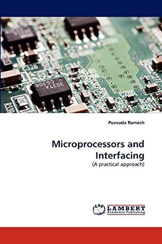 9783844322040: Microprocessors and Interfacing: (A practical approach)