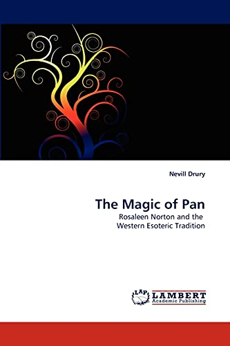 9783844323238: The Magic of Pan: Rosaleen Norton and the  Western Esoteric Tradition