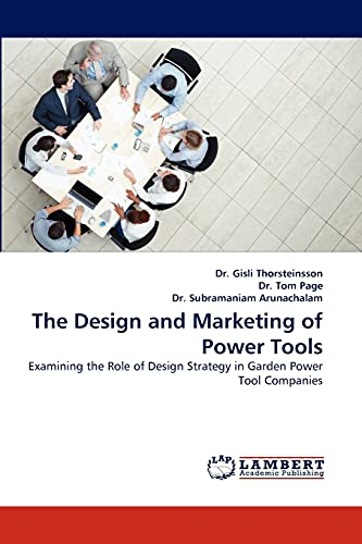 The Design and Marketing of Power Tools: Dr. Gisli Thorsteinsson