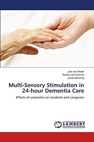 9783844326864: Multi-Sensory Stimulation in 24-Hour Dementia Care