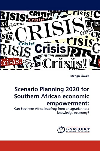Scenario Planning 2020 for Southern African Economic Empowerment (Paperback): Mengo Siwale