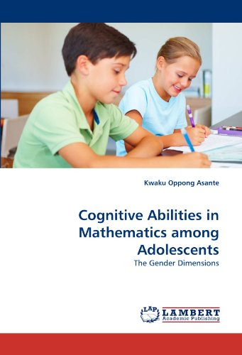 9783844329285: Cognitive Abilities in Mathematics among Adolescents