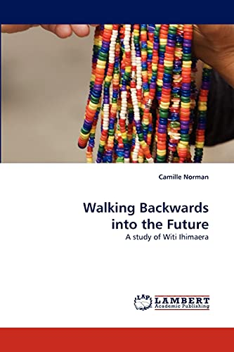 Walking Backwards into the Future: Camille Norman