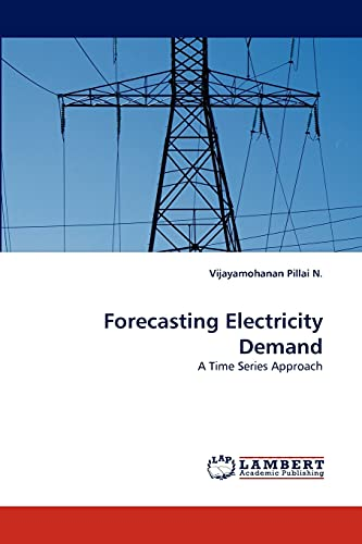 9783844331325: Forecasting Electricity Demand: A Time Series Approach