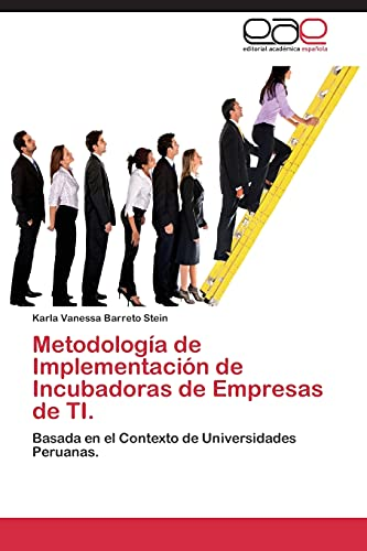 9783844341188: Metodología de Implementación de Incubadoras de Empresas de TI.