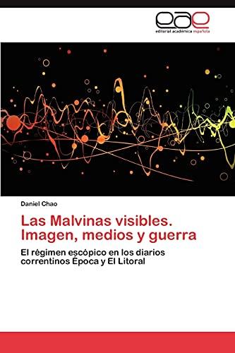 9783844342802: Las Malvinas Visibles. Imagen, Medios y Guerra