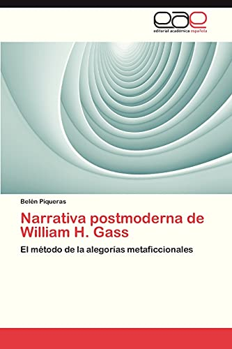 9783844345834: Narrativa Postmoderna de William H. Gass