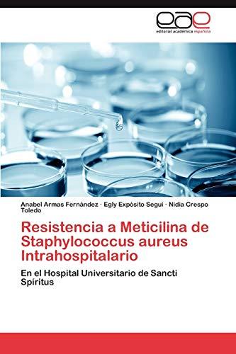 Resistencia a Meticilina de Staphylococcus Aureus Intrahospitalario: Nidia Crespo Toledo