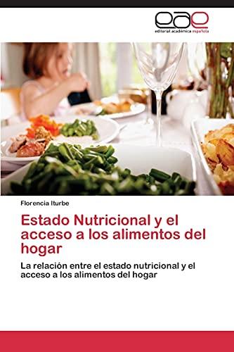 Estado Nutricional y El Acceso a Los Alimentos del Hogar (Paperback): Iturbe Florencia