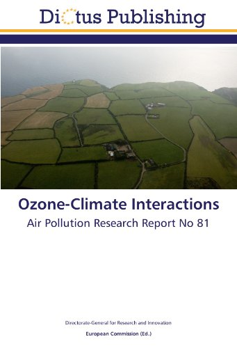 9783844365825: Ozone-Climate Interactions: Air Pollution Research Report No 81