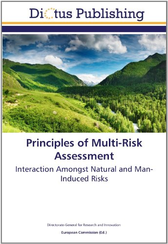 9783844366082: Principles of Multi-Risk Assessment: Interaction Amongst Natural and Man-Induced Risks