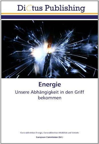 9783844366211: Energie: Unsere Abhängigkeit in den Griff bekommen