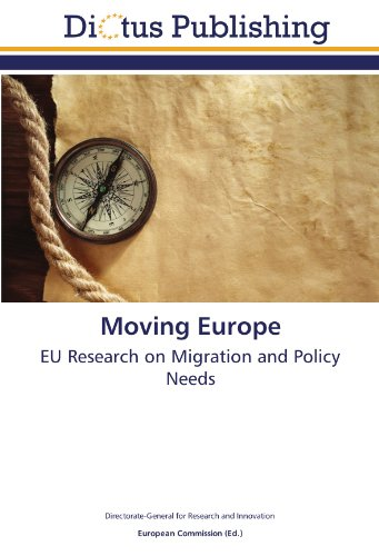 9783844378801: Moving Europe: EU Research on Migration and Policy Needs