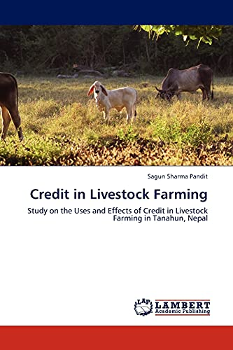 Credit in Livestock Farming: Sagun Sharma Pandit