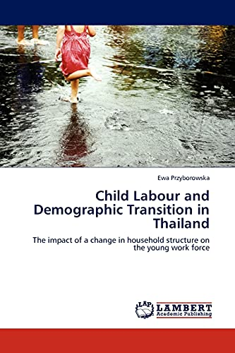 9783844384079: Child Labour and Demographic Transition in Thailand