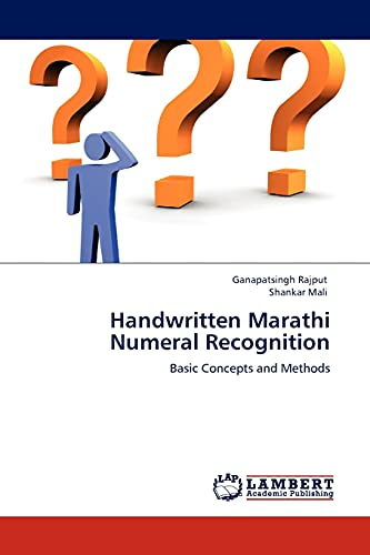 9783844385946: Handwritten Marathi Numeral Recognition: Basic Concepts and Methods