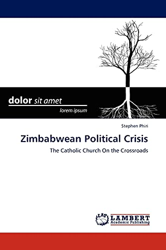9783844387032: Zimbabwean Political Crisis: The Catholic Church On the Crossroads