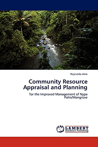 Community Resource Appraisal and Planning: Ame, Reynaldo