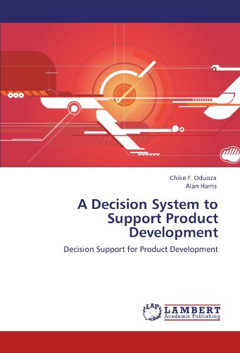 9783844388831: A Decision System to Support Product Development: Decision Support for Product Development