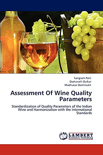 Assessment of Wine Quality Parameters: Sangram Patil