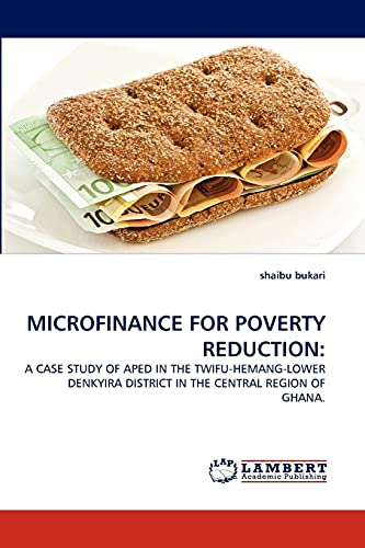 Microfinance for Poverty Reduction: Shaibu Bukari