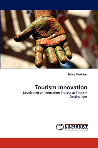 9783844395471: Tourism Innovation: Developing an Innovation Process at Tourism Destinations