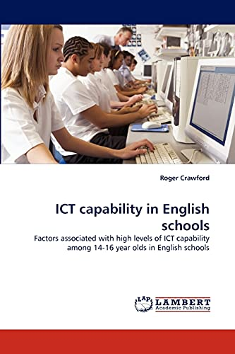 9783844396720: Ict Capability in English Schools
