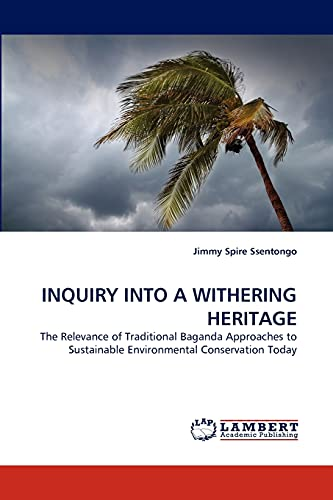 Inquiry Into a Withering Heritage: Jimmy Spire Ssentongo