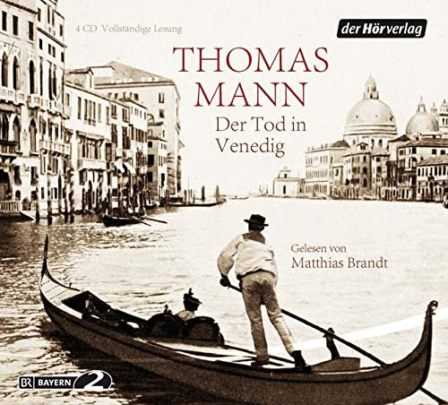 DER TOD IN VENEDIG/LESUNG - BR: Thomas Mann, Matthias