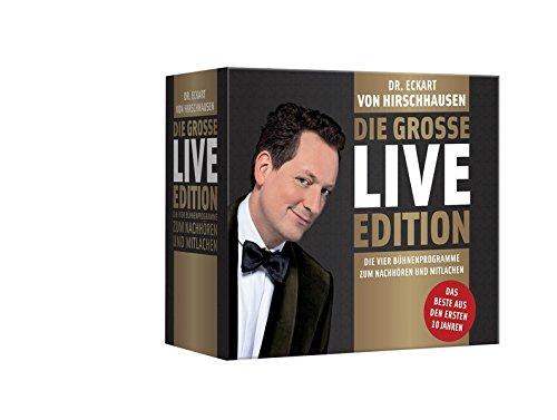 9783844511864: (MP3)Die Groáe Live-Edition