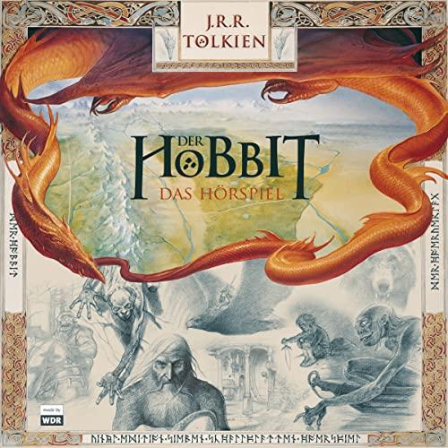 9783844512182: Der Hobbit: Das Hörspiel als Vinyl-Edition