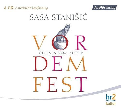 Vor dem Fest: Sasa Stanisic