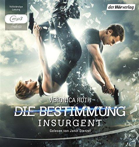 9783844518030: Die Bestimmung - Insurgent, 1 MP3-CD