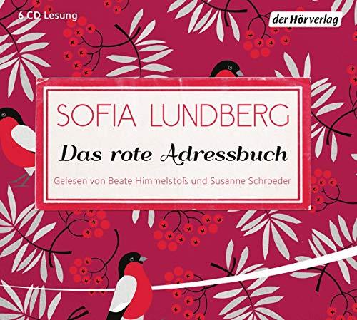 Das rote Adressbuch - Sofia Lundberg