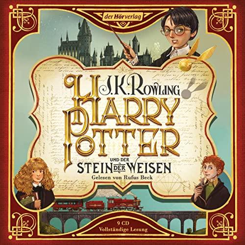 Harry Potter und der Stein der Weisen: Rowling, J. K.