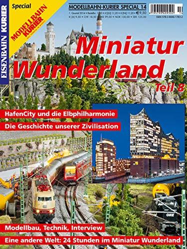 9783844617832: Modellbahn-Kurier Special 12: Miniatur Wunderland 08. Technik, Bau und Betrieb
